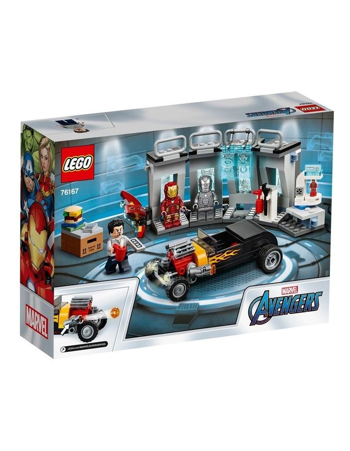 Marvel Avengers Iron Man Armory 76167 image 7