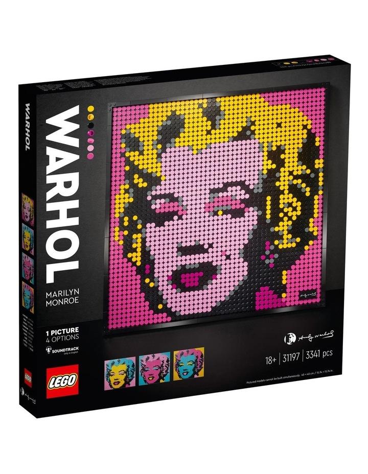 Art Andy Warhols Marilyn Monroe 31197 image 1