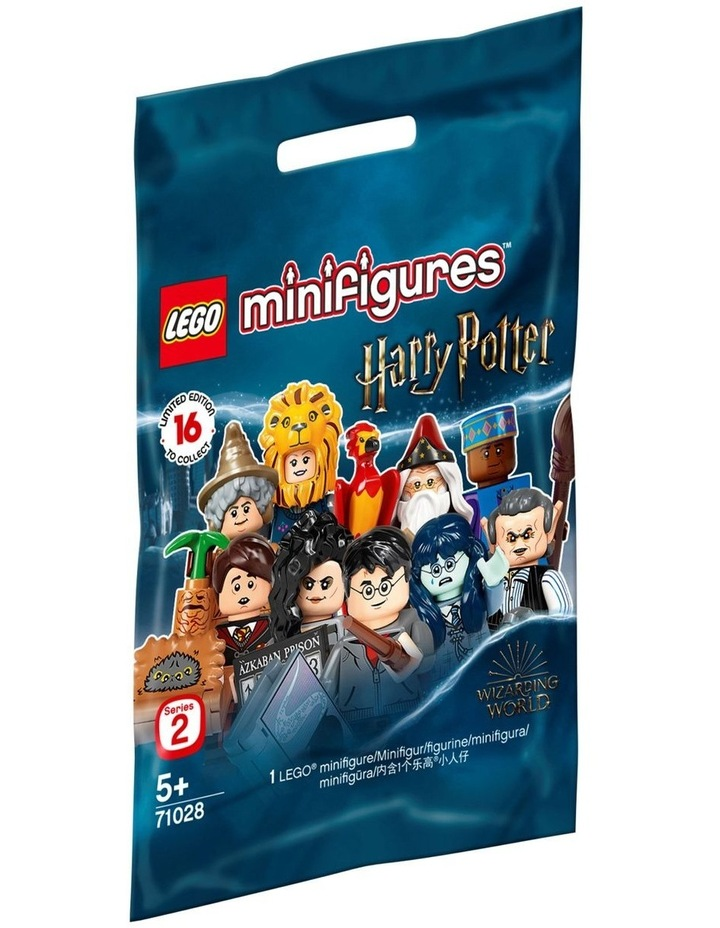 Minifigures Harry Potter Series 2 image 1