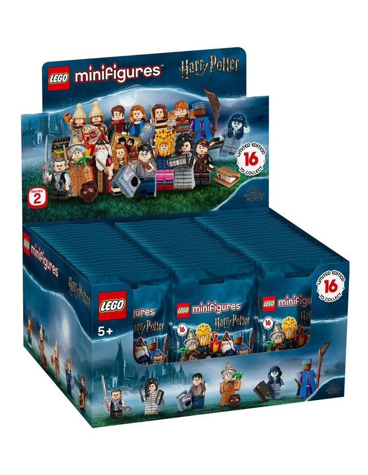 Minifigures Harry Potter Series 2 image 2