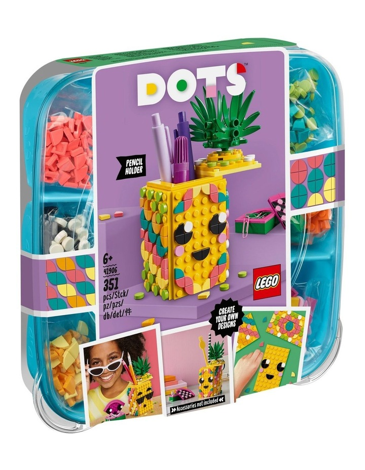 DOTS Pineapple Pencil Holder image 1