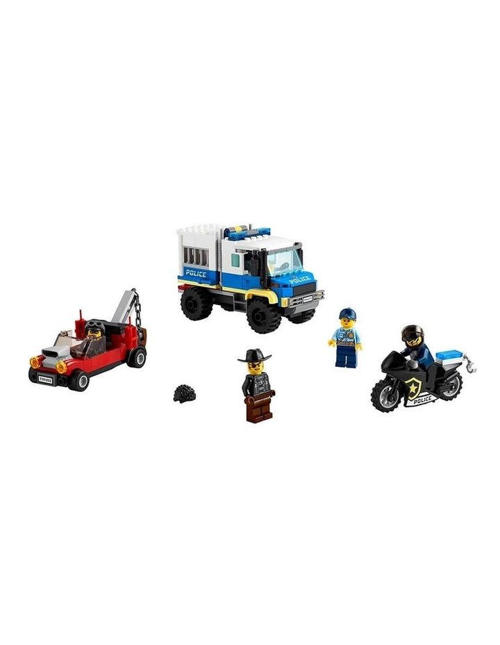 City Police Prisoner Transport 60276 image 2