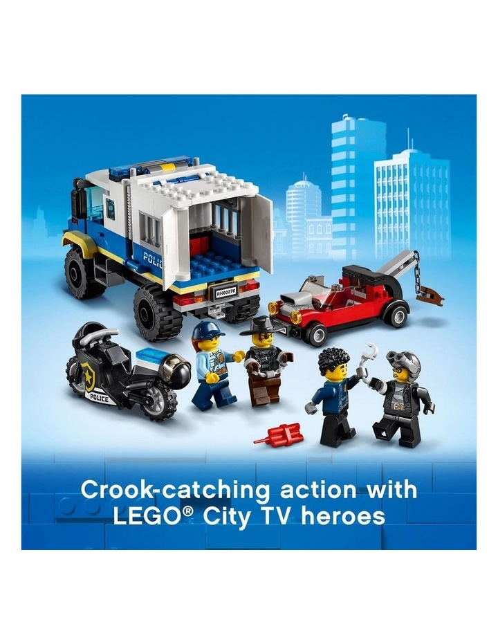 City Police Prisoner Transport 60276 image 4