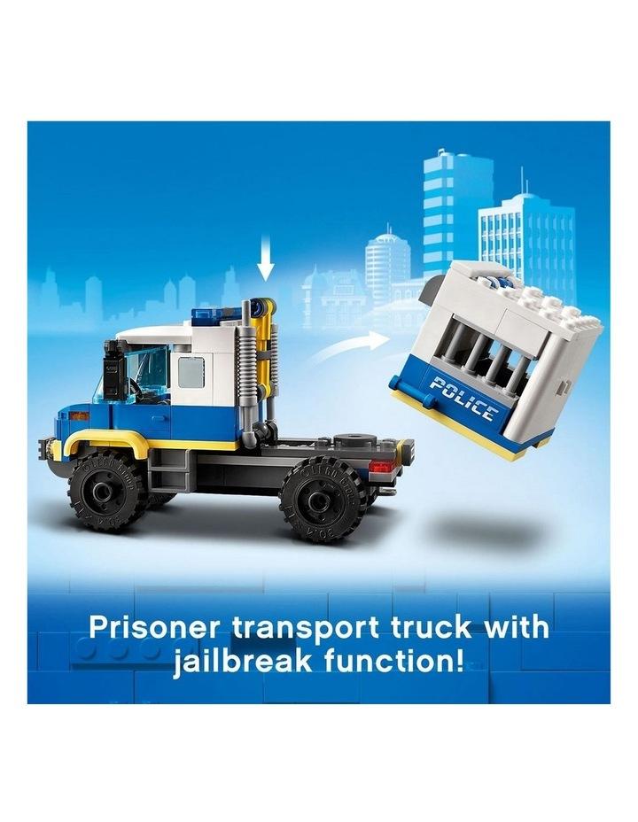 City Police Prisoner Transport 60276 image 5