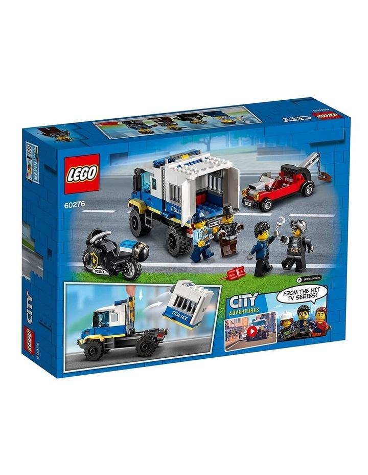 City Police Prisoner Transport 60276 image 7