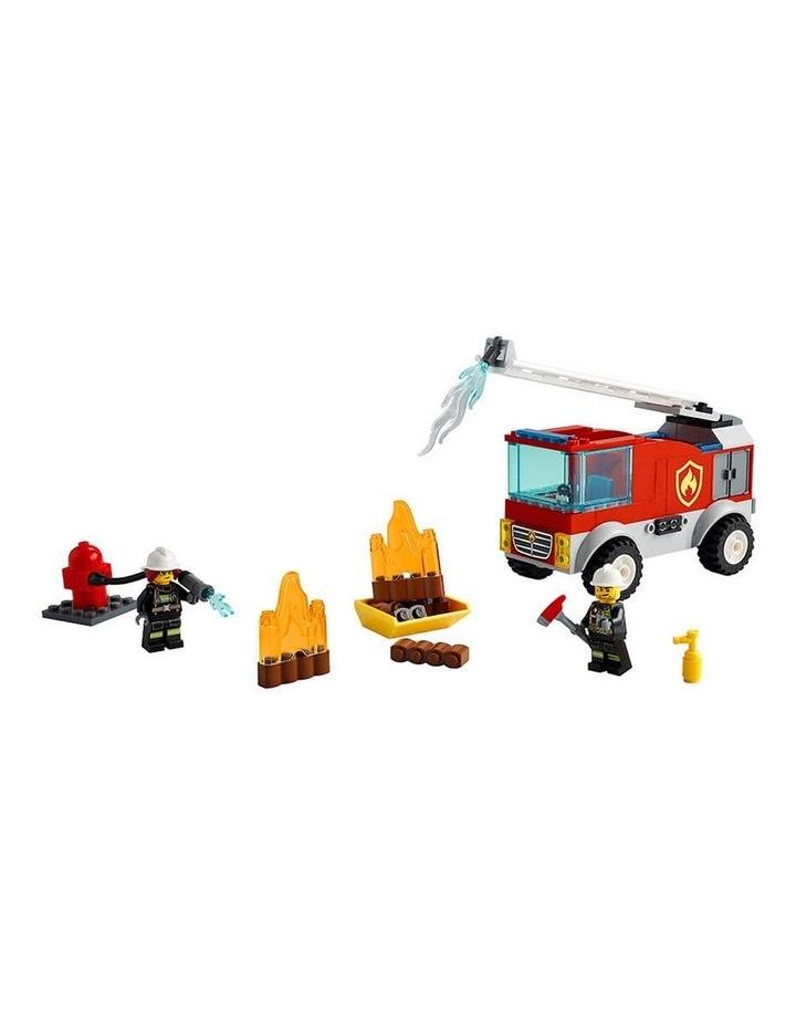 City Fire Ladder Truck 60280 image 2