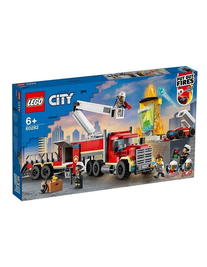 City Fire Command Unit 60282 image 1