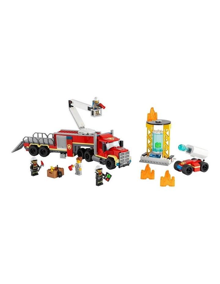 City Fire Command Unit 60282 image 2