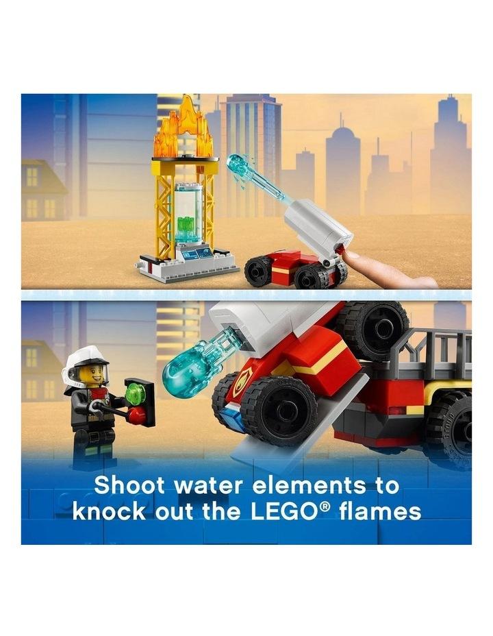 City Fire Command Unit 60282 image 5