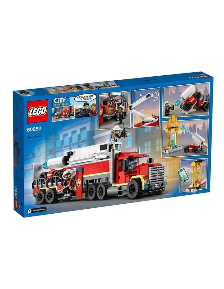 City Fire Command Unit 60282 image 7