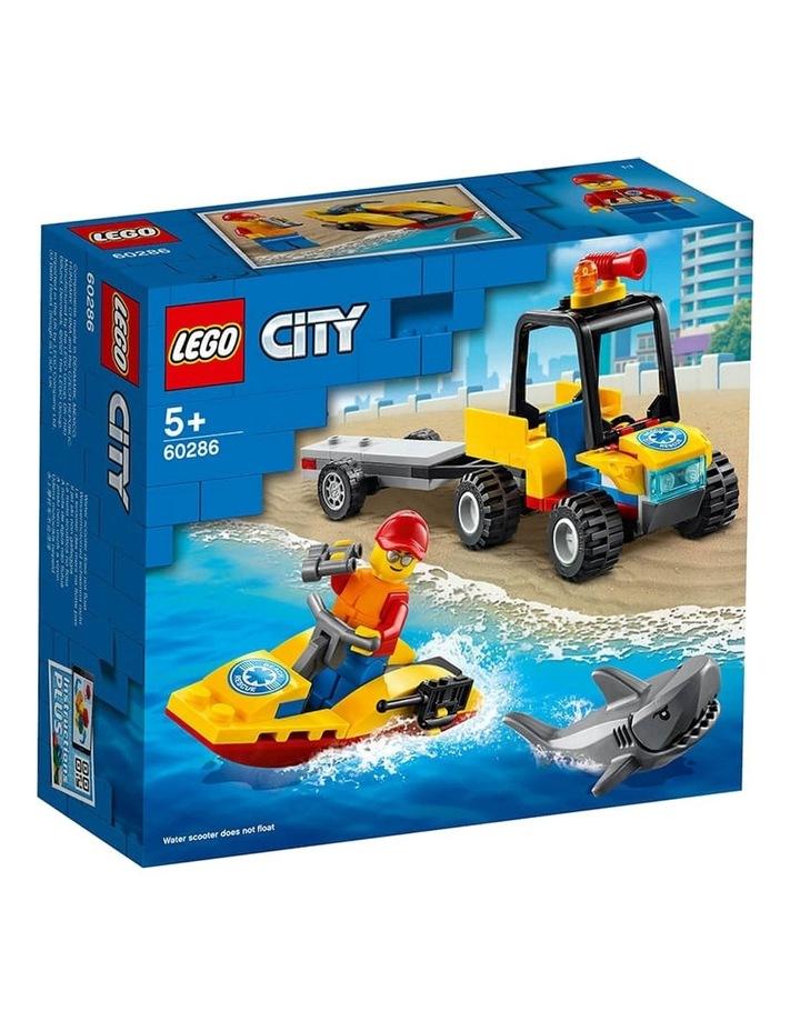 City Beach Rescue ATV 60286 image 1