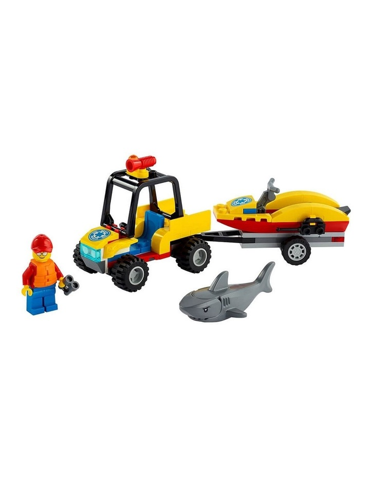 City Beach Rescue ATV 60286 image 2