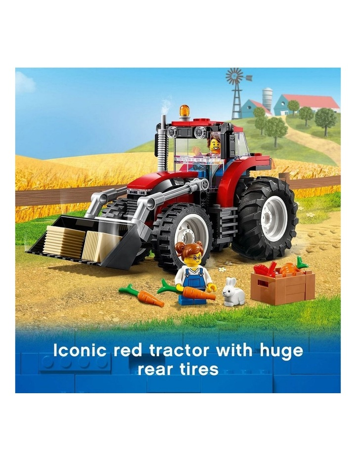 City Tractor 60287 image 4