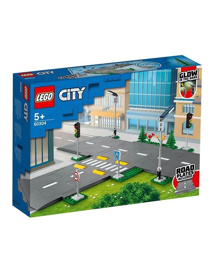 City Road Plates image 1