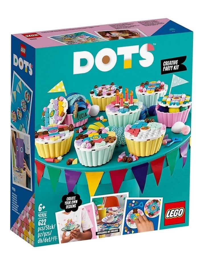 DOTS Creative Party Kit 41926 image 1