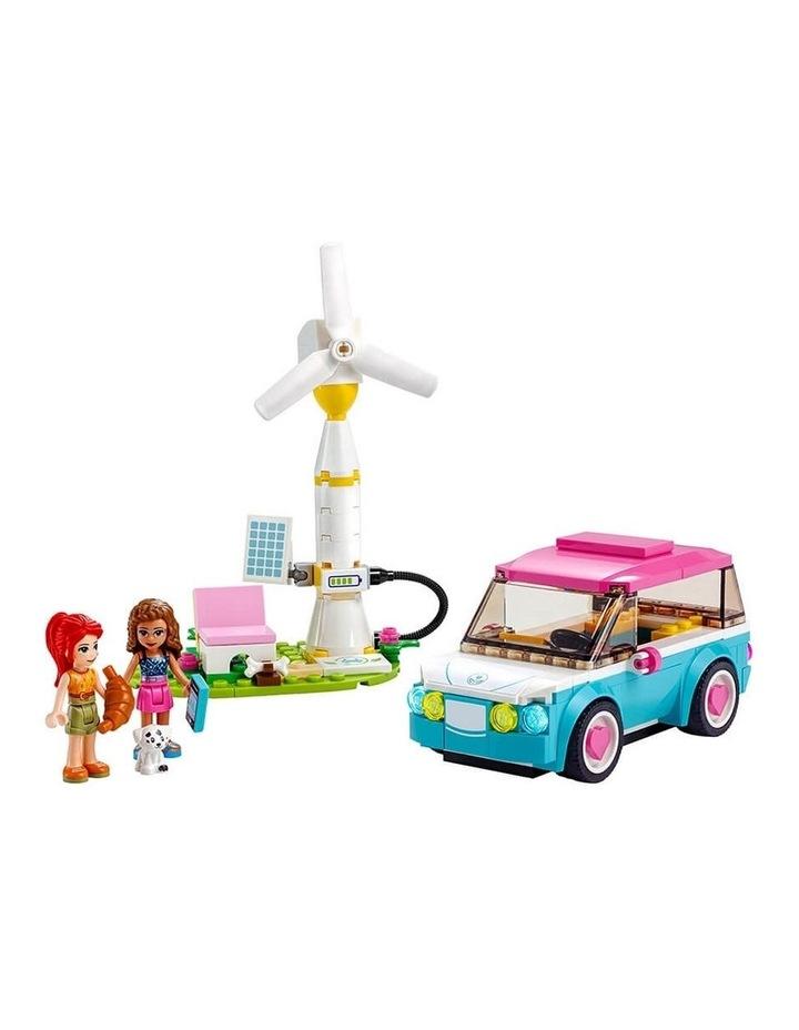 Friends Olivia's Electric Car 41443 image 2