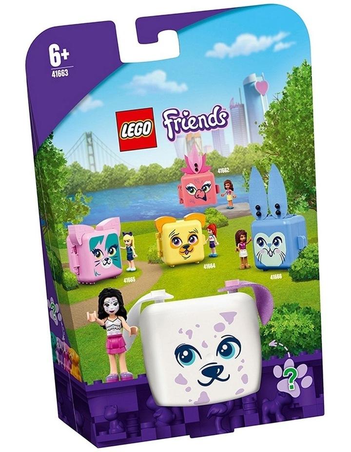 Friends Emma's Dalmatian Cube 41663 image 1