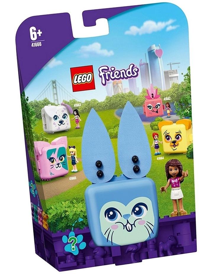 Friends Andrea's Bunny Cube 41666 image 1
