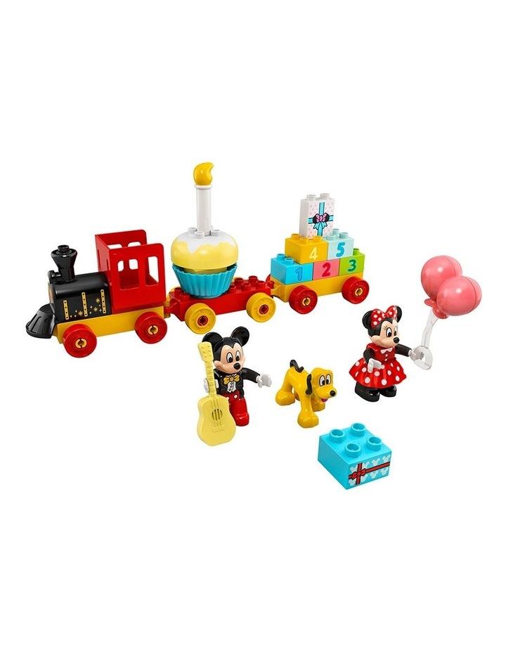 Duplo Disney Mickey&MinnieBirthdayTrain 10941 image 2