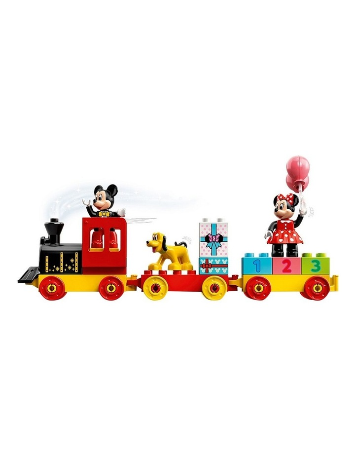 Duplo Disney Mickey&MinnieBirthdayTrain 10941 image 3