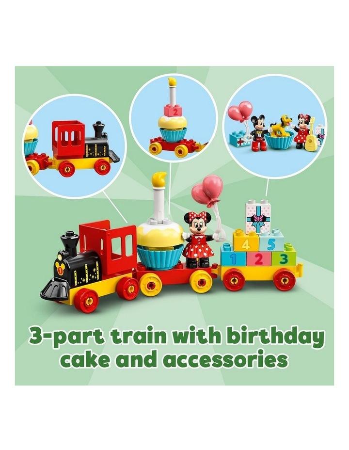 Duplo Disney Mickey&MinnieBirthdayTrain 10941 image 5