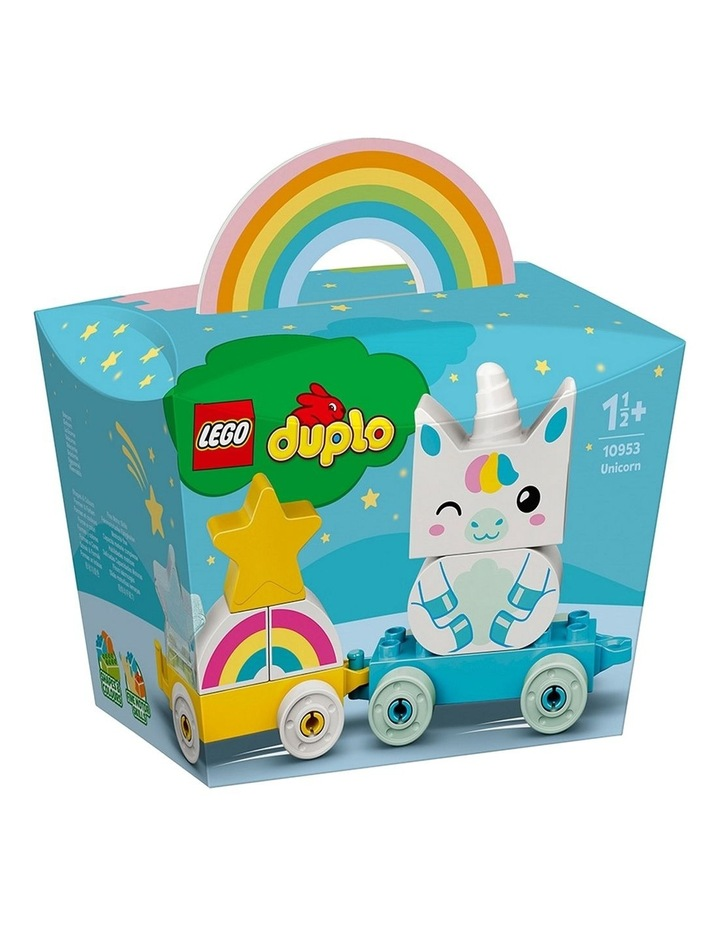 Duplo My First Unicorn 10953 image 1