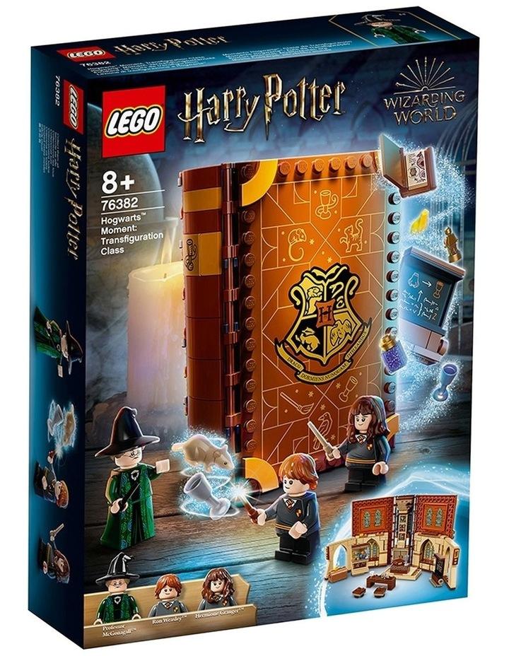 Harry Potter Hogwarts Moment: Transfiguration Class 76382 image 1