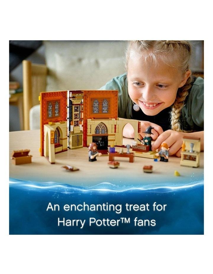 Harry Potter Hogwarts Moment: Transfiguration Class 76382 image 3