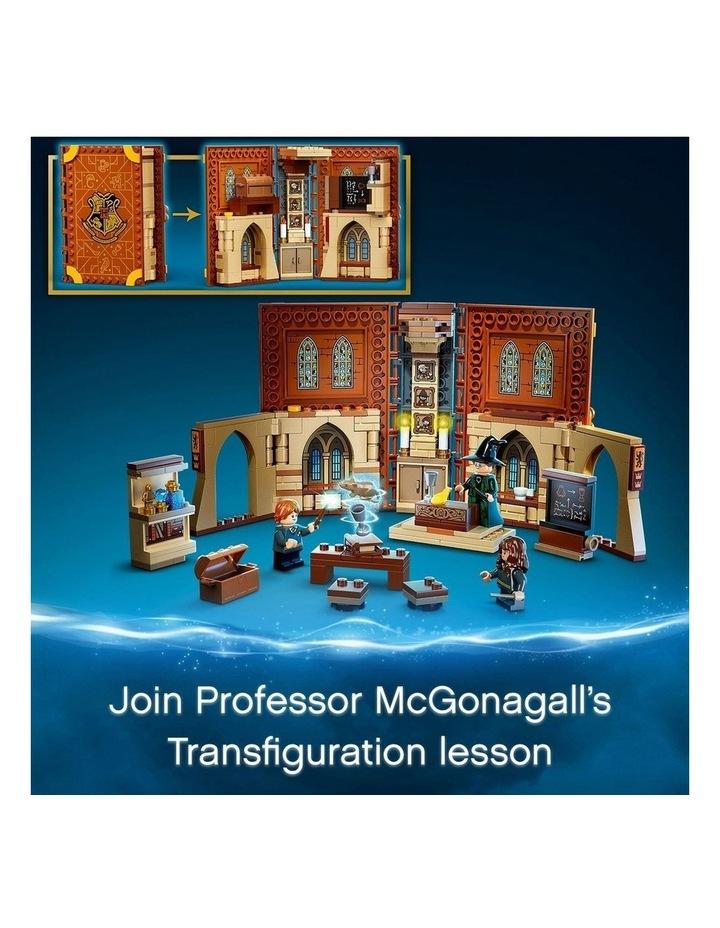 Harry Potter Hogwarts Moment: Transfiguration Class 76382 image 4