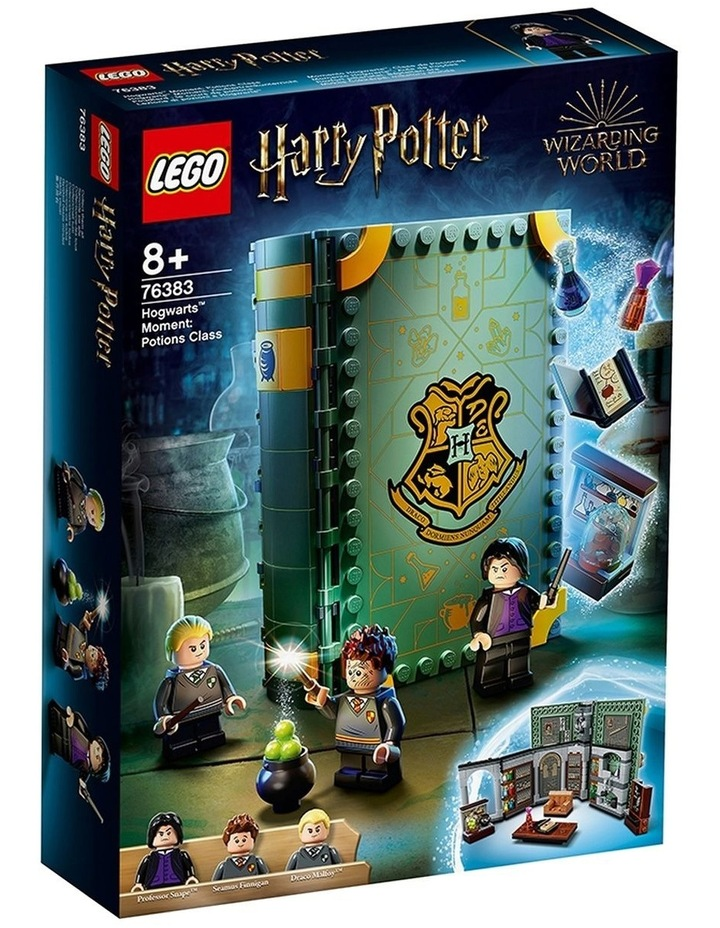 Harry Potter Hogwarts Moment: Potions Class 76383 image 1