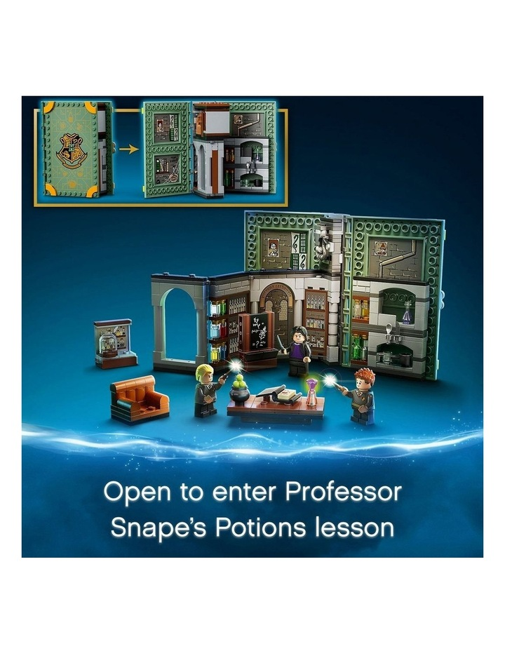 Harry Potter Hogwarts Moment: Potions Class 76383 image 4