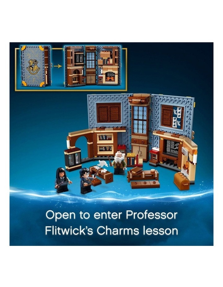 Harry Potter Hogwarts Moment: Charms Class 76385 image 4