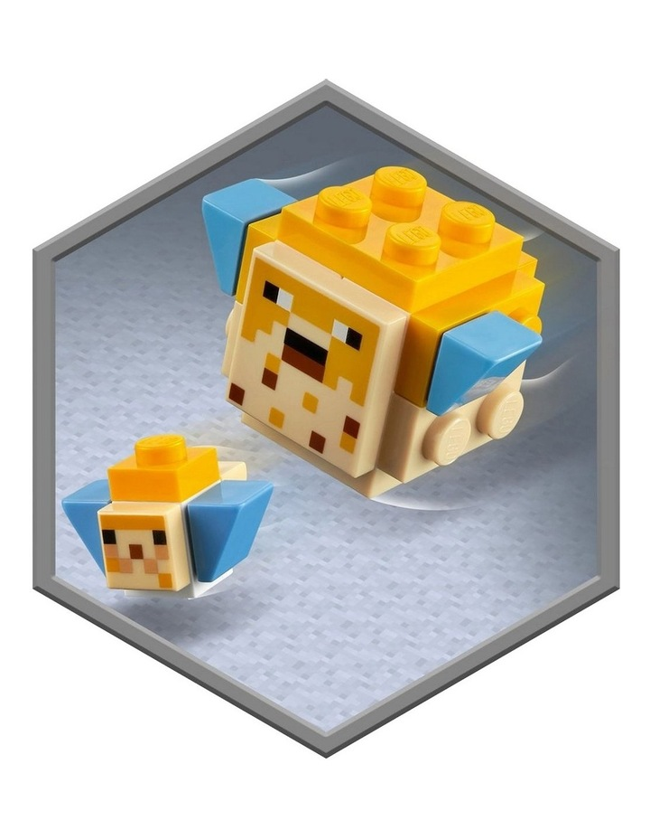 Minecraft The Coral Reef 21164 image 5