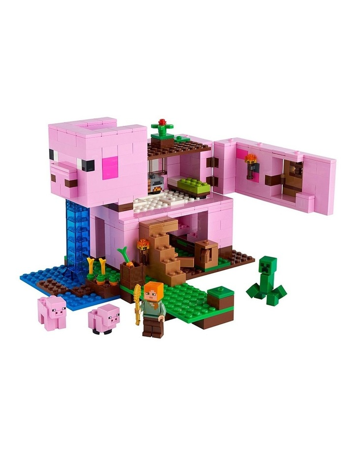 Minecraft The Pig House 21170 image 2