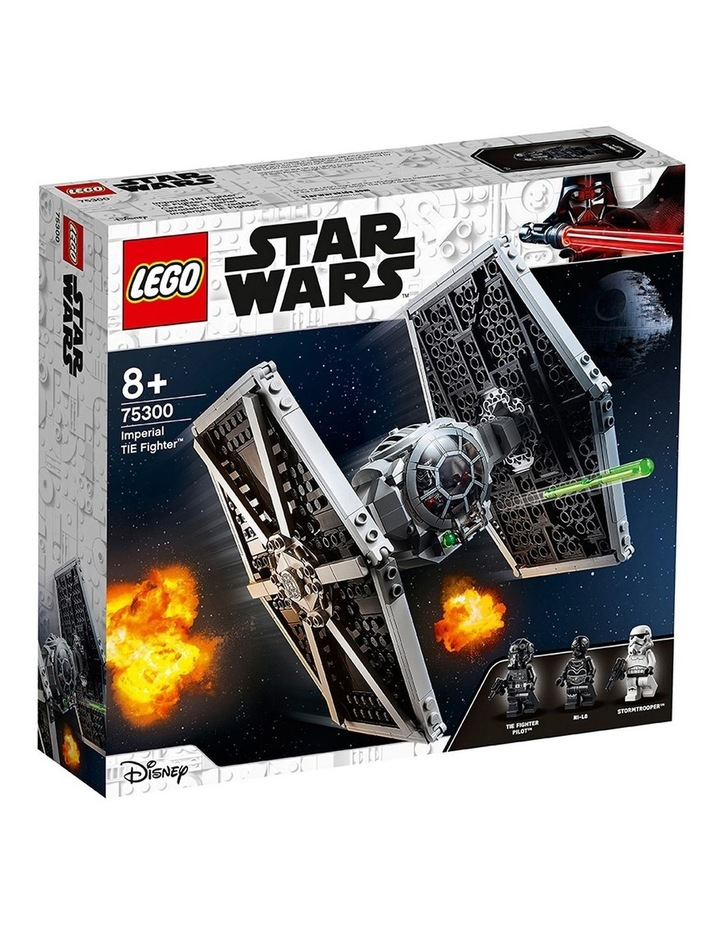 Star Wars Imperial TIE Fighter 75300 image 1