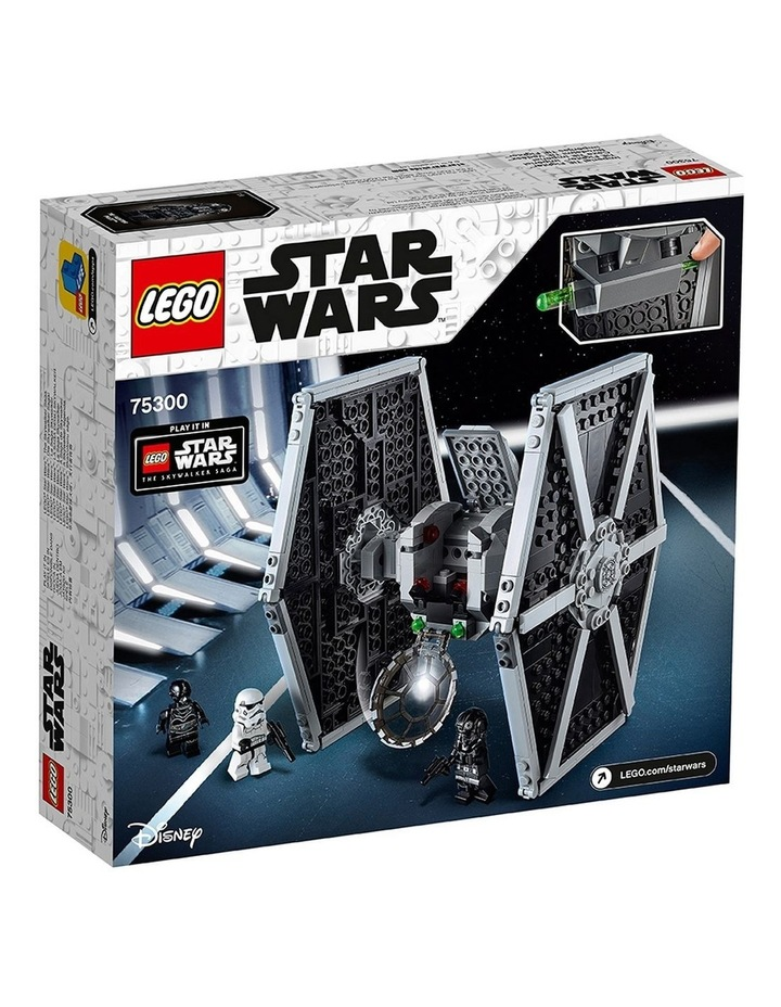 Star Wars Imperial TIE Fighter 75300 image 7