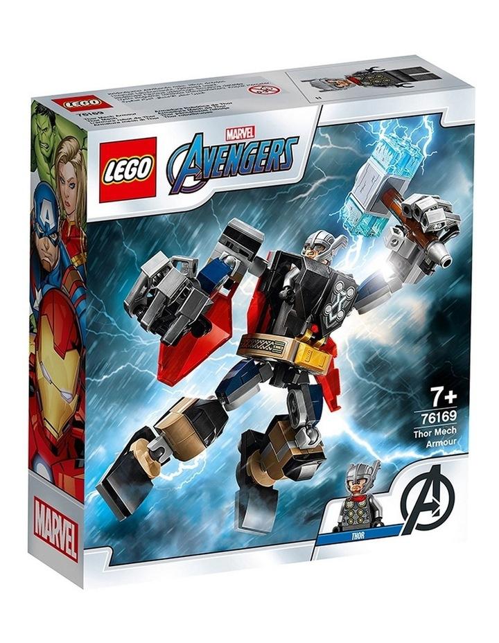 Marvel Avengers Classic Thor Mech Armour 76169 image 1