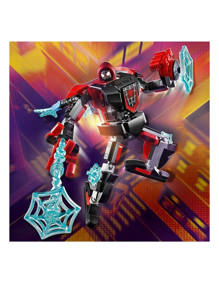 Spider-Man Miles Morales Mech Armour 76171 image 3