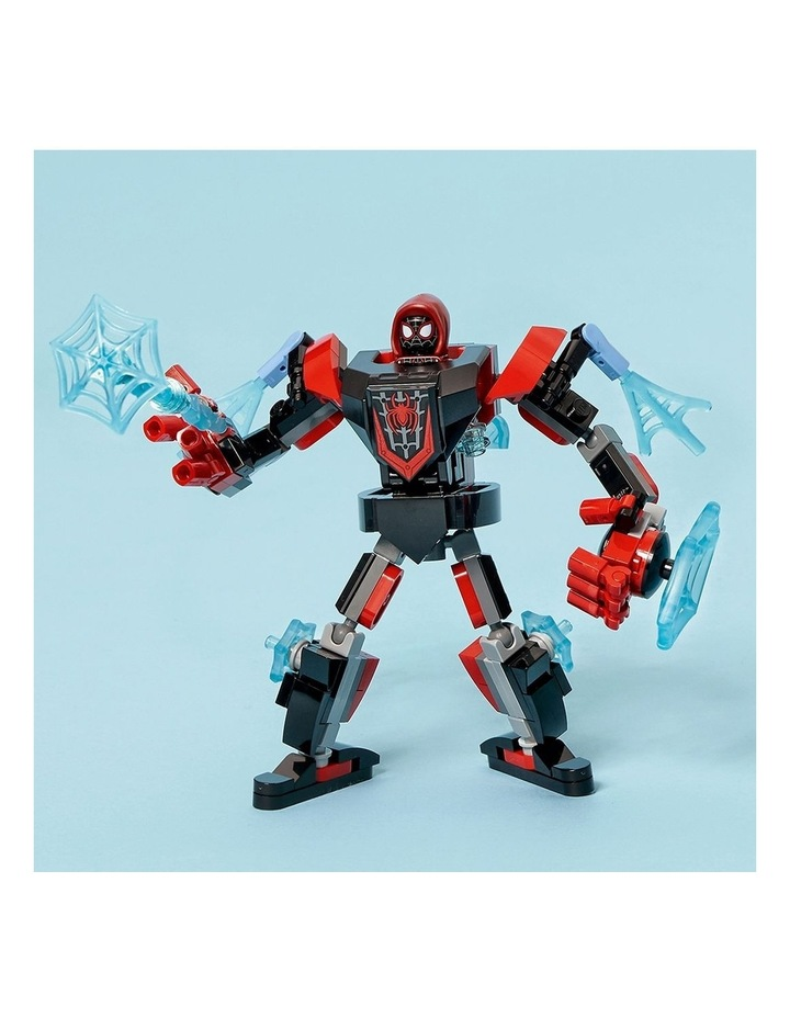Spider-Man Miles Morales Mech Armour 76171 image 6