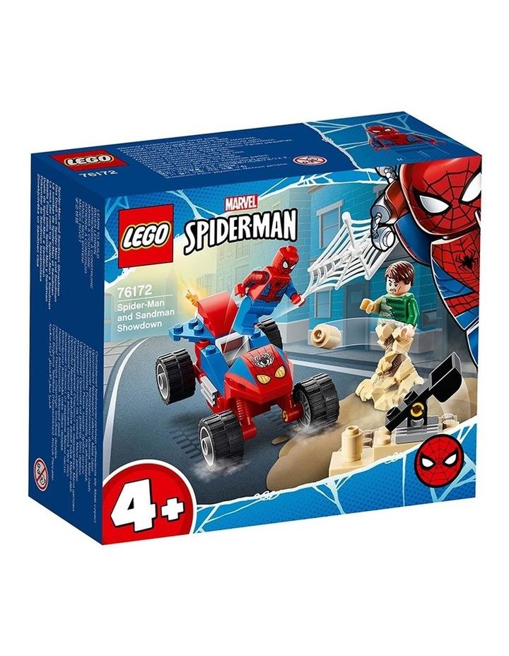 Marvel Spider-Man: Spider-Man and Sandman Showdown 76172 image 1