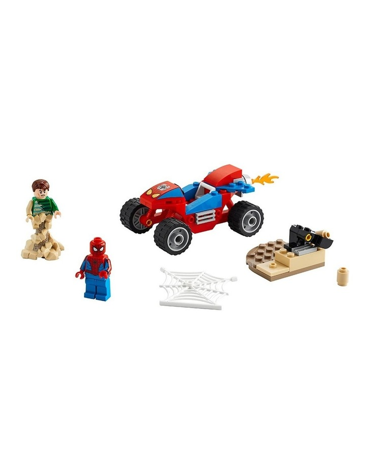Marvel Spider-Man: Spider-Man and Sandman Showdown 76172 image 2