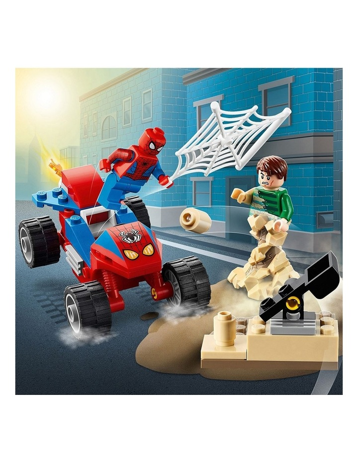 Marvel Spider-Man: Spider-Man and Sandman Showdown 76172 image 3