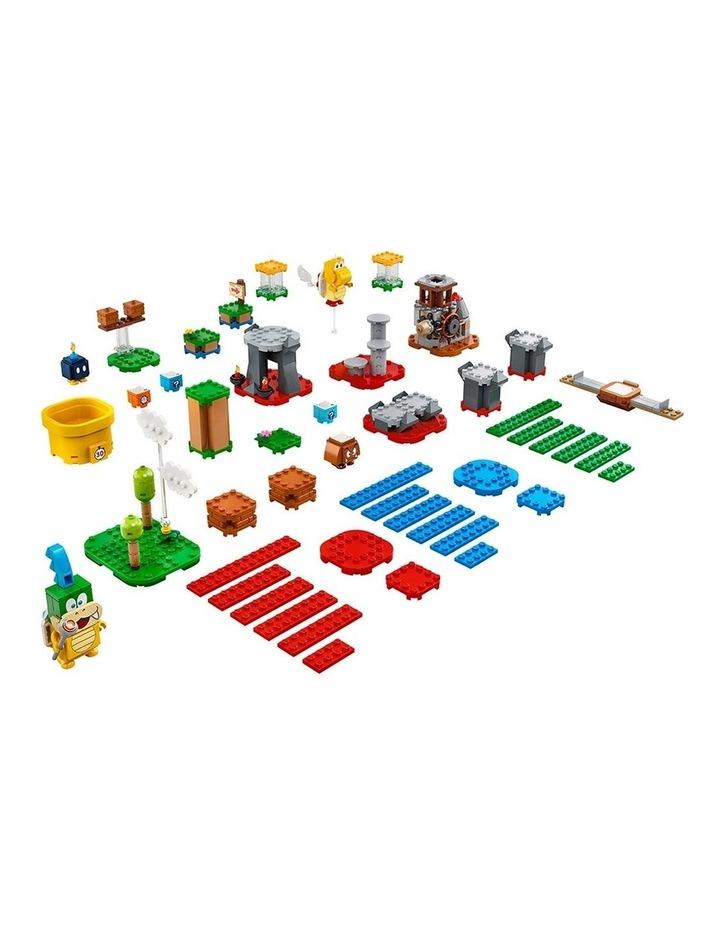 Super Mario Master Your Adventure Maker Set 71380 image 2