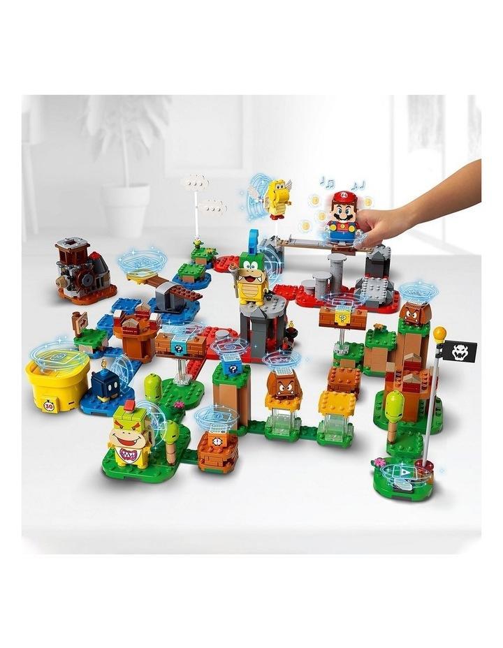 Super Mario Master Your Adventure Maker Set 71380 image 3