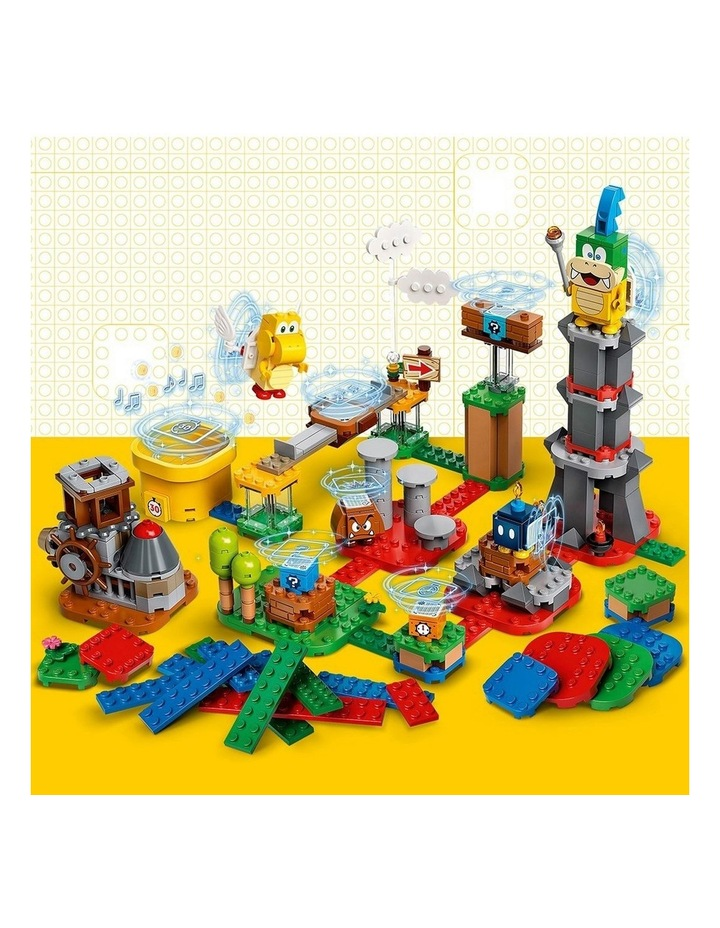 Super Mario Master Your Adventure Maker Set 71380 image 6