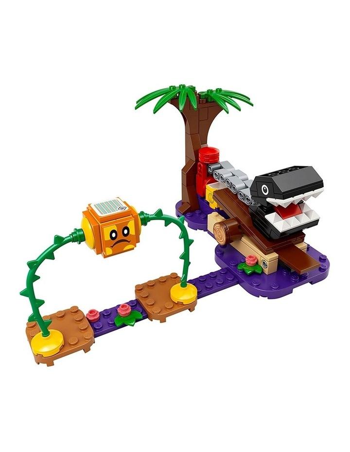Super Mario Chain Chomp Jungle Encounter Expansion Set 71381 image 2