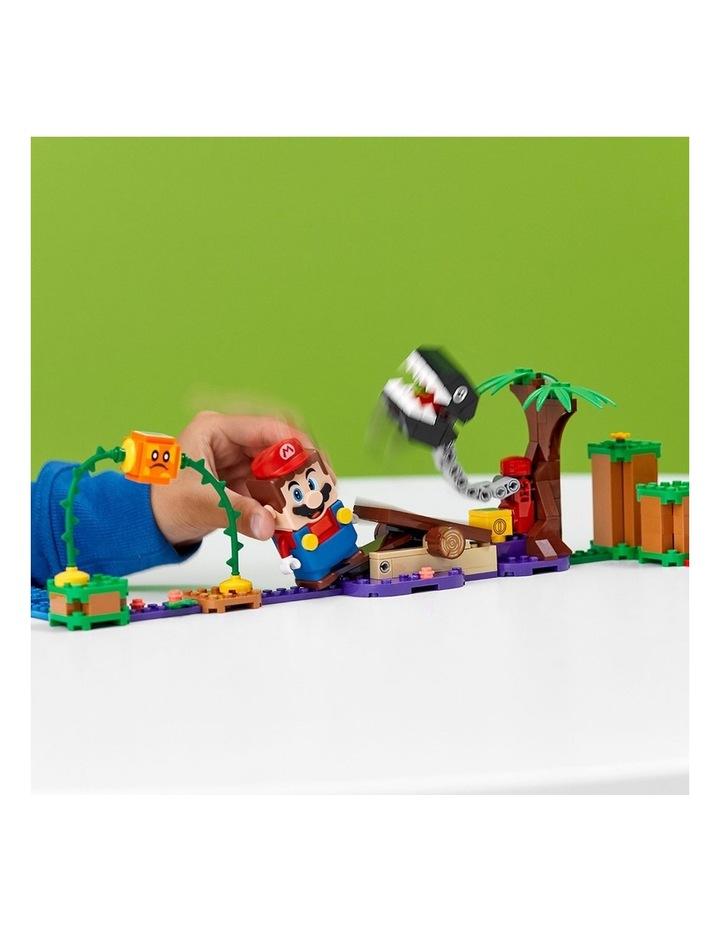 Super Mario Chain Chomp Jungle Encounter Expansion Set 71381 image 5