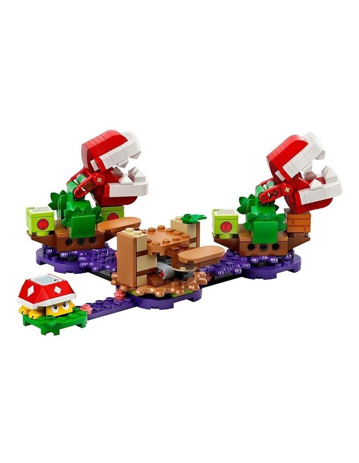 Super Mario Piranha Plant Puzzling Challenge Expansion Set 71382 image 2