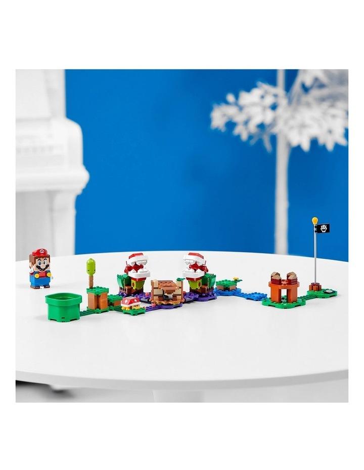 Super Mario Piranha Plant Puzzling Challenge Expansion Set 71382 image 3