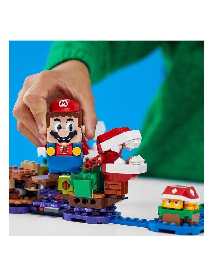 Super Mario Piranha Plant Puzzling Challenge Expansion Set 71382 image 4